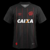 Atlético-PR 2017 - Tercera
