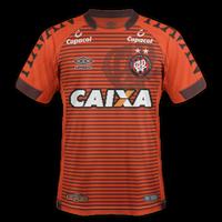 Atlético-PR 2018 - Visitante