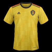 Belgium 2018 - Visitante
