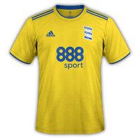 Birmingham 2018/19 - Away
