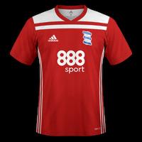 Birmingham 2018/19 - Third