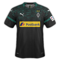 Borussia Mönchengladbach 2018/19 - Extérieur