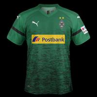 Borussia Mönchengladbach 2018/19 - Third