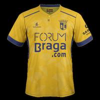 Braga 2018/19 - Visitante