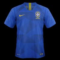 Brazil 2018 - Away