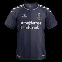 Bröndby IF 2018/19 - Visitante