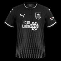 Burnley 2018/19 - Away