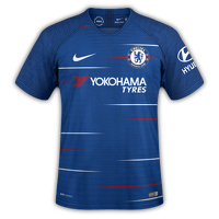 Chelsea 2018/19 - Home