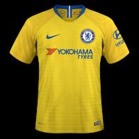 Chelsea 2018/19 - Extérieur