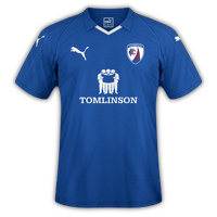 Chesterfield 2018/19 - Home