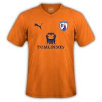 Chesterfield 2018/19 - Away