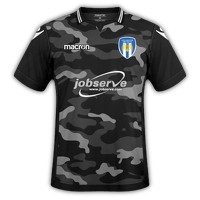 Colchester 2018/19 - Away