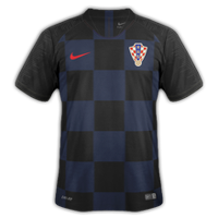 Croatia 2018 - Visitante