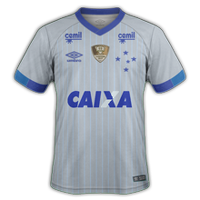 Cruzeiro 2018 - Third