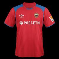 CSKA Moscow 2018/19 - Home