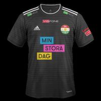 Dalkurd FF 2018 - Away