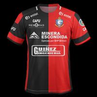 Deportes Antofagasta 2018 - Away