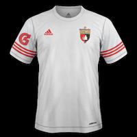 Deportivo Lara 2017/18 - Extérieur