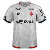 Dijon FCO 2018/19 - Third