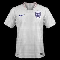 England 2018 - Home