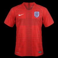 England 2018 - Away
