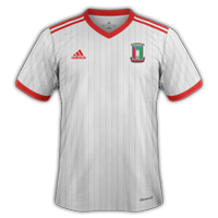 Equat. Guinea 2018 - Away