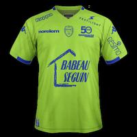 ES Troyes AC 2018/19 - Third