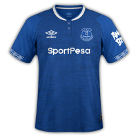 Everton 2018/19 - Home