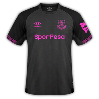 Everton 2018/19 - Away