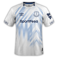 Everton 2018/19 - Third