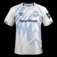 Everton 2018/19 - Tercera