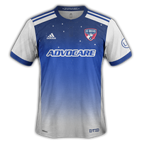 FC Dallas 2018 - Away