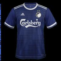 FC København 2018/19 - Extérieur