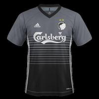 FC København 2018/19 - Third