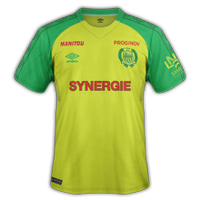 FC Nantes 2017/18 - Domicile