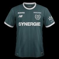 FC Nantes 2018/19 - Extérieur