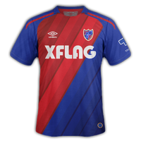 FC Tokyo 2018 - Home