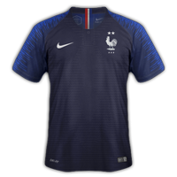 France 2018 - Home