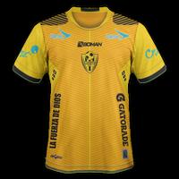 Fuerza Amarilla SC 2017/18 - Domicile