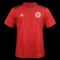 Georgia 2018 - Away