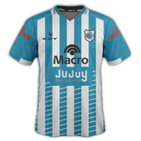 Gimnasia de Jujuy 2018 - Local