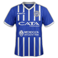 Godoy Cruz 2017/18 - Home