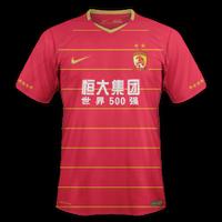 Guangzhou Evergrande Taobao 2018 - Home