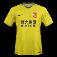 Guangzhou Evergrande Taobao 2018 - Away