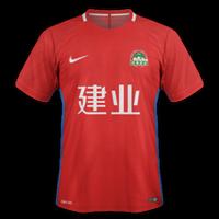 Henan Jianye 2018 - Home