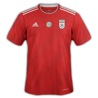Iran 2018 - Away