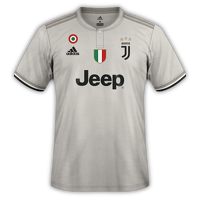 Juventus 2018/19 - Extérieur