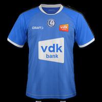 KAA Gent 2018/19 - Domicile