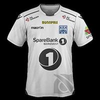 Kristiansund 2018 - Away