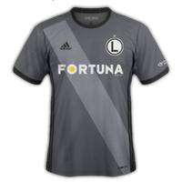 Legia 2018/19 - Away